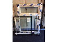 Double Glazed Window 880mm wide 1170mm high.