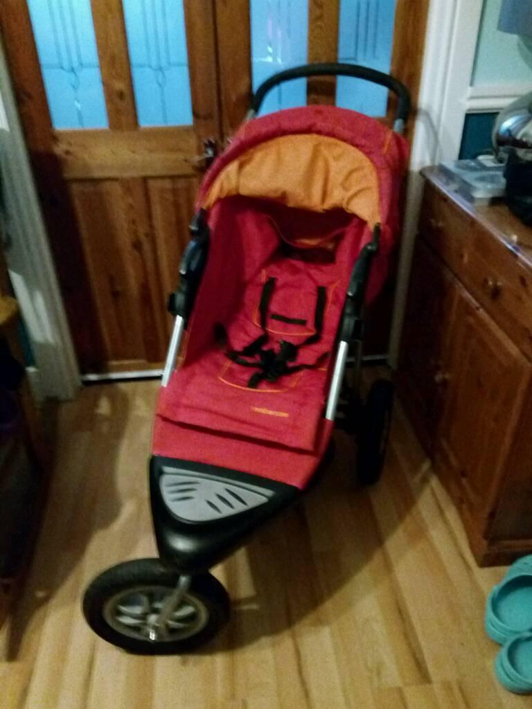 Mothercare Xtreme all terrain pram pushchair