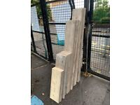 Reclaimed scaffold boards/wood £1.75 per ft - Brixton delivery available | timber/upcycle/planks