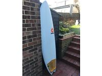 Torq 6ft 10 inches, fish surf board