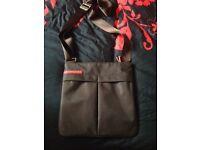 Gorgeous Prada crossbody/messenger bag
