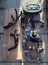 Fuel injection for SPI Classic Rover Mini with petrol tank