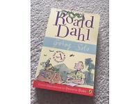 Roald Dahl going solo new book