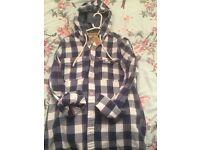 Hollister hoodie shirt new