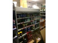 Shop fridge