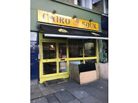 Shop to let in madia vale W92ah Perfect for new start up