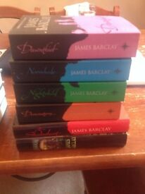 James Barclay Novels