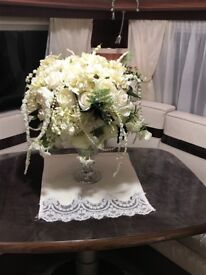 Flower arrangements made to your order any couler
