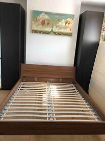 IKEA Nyvoll King Bed
