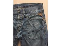Designer Jeans and Shirt
