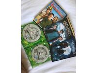 DVD collection, comedy/horror
