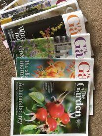 RHS The Garden Magazines