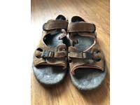 Merrell men's sandals - size 8