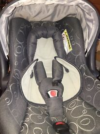 Silver cross car seat mint condition