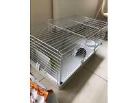 Brand new large rabbit cage with accessories