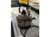 John Lewis electric ottomi kettle