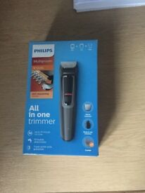 philips multigroom all in one mg3747 NEW Sealed
