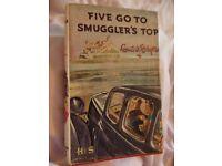 2 Enid Blyton Famous Five books.