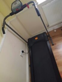 Treadmill used maximum 5 times . OPEN TO OFFERS.