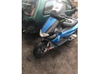 runner 180 reg as 125
