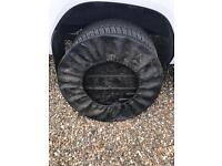 Land Rover defender wheel cover