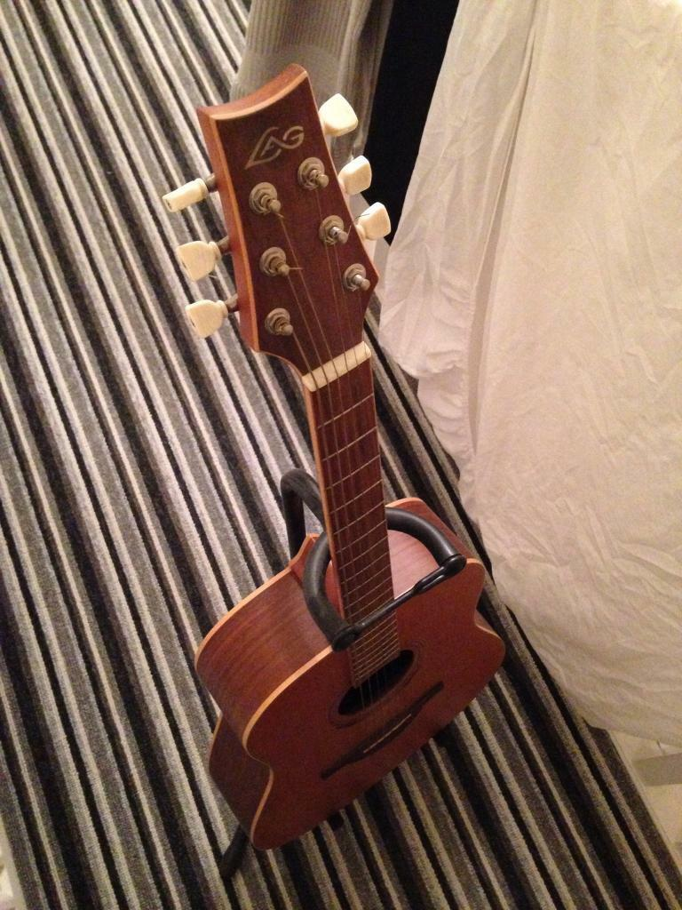 LAG Autumn Acoustic Guitar