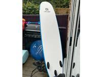 9′ x 23.5″ SSR Beginner Softboard Surfboard