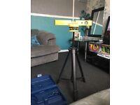 Tripod laser level