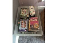 Friends video collection