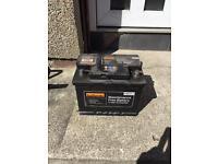 Heavy Duty Car Or Van Battery