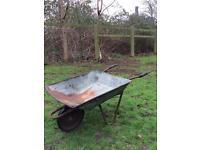 Vintage Wheelbarrow **Ideal Planter**