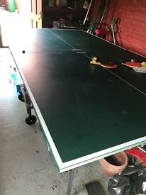 Kettler Classic Pro Outdoor Table Tennis Table - SOLD