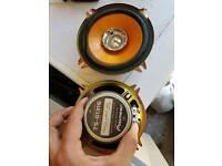 Pioneer speakers 13cm