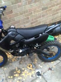 Swap for a 50cc road bike