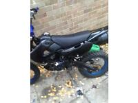 Swap for a 50cc road bike