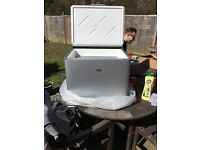 camping cooler! cheap quick sale!