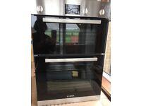 Bosch Double Oven Brand New Bargain