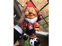 AFC Bournemouth Garden Gnome