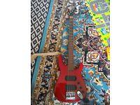 BASS Guitar Weston's spectrum series II