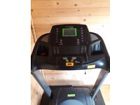 Elevation Fitness Motorized Treadmill 106/2298 - As new assembled but not used