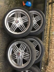 Alpina wheels for BMW Mini