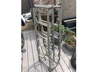 Foldable ladders