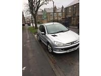 Peugeot 206 HDI 5 door 54k on clock