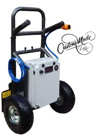 Water fed pole trolley for window cleaning. FREE POSTAGE!!