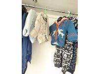 3 - 6 - 9 - 12 month baby boy clothes bundle - 0ver 70 items