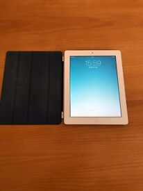 Apple Ipad 3 - 64GB 3G+Wi-Fi - White - almost new