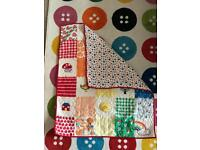 Cotbed Quilt