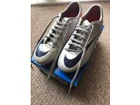 Nike Football Boots UK 6 Mecurial