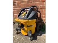 """Dewalt """"M Class"""" dust extractor"""