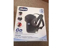 Baby sling..chicco.. great condition...ideal for a clingy baby......................................